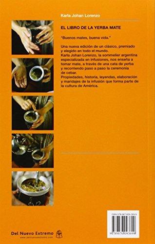 El libro de la yerba mate (Spanish Edition)