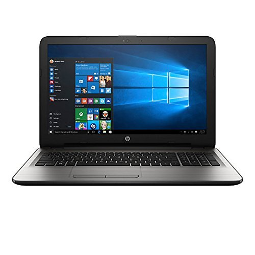 2017 Newest HP 15.6 inch Premium HD Laptop, Latest Intel Core i5-7200U 2.5GHZ, 8GB DDR4 RAM, 1TB HDD, HDMI, Bluetooth, SuperMulti DVD, WiFi, HD Webcam, Windows 10- Silver