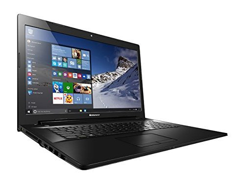 2017 Newest Lenovo Premium Built High Performance 15.6 inch HD Laptop (Intel Celeron Processor 4GB RAM 500GB HDD, DVD RW, Bluetooth, Webcam, WiFi, HDMI, Windows 10 ) – Black