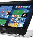 ASUS 2-in-1 13.3″ Touchscreen Full HD Convertible Laptop (2017 Model), 7th Intel Core i5-7200, 6GB DDR4 RAM, 1TB HDD, Backlit keyboard, 802.11ac, Bluetooth, HDMI, Fingerprint Reader, Windows 10