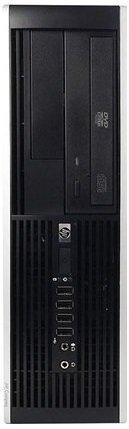 HP 8300 Elite Small Form Factor Desktop Computer, Intel Core i5-3470 3.2GHz Quad-Core, 8GB RAM, 500GB SATA, Windows 10 Pro 64-Bit, USB 3.0, Display Port (Certified Refurbished)