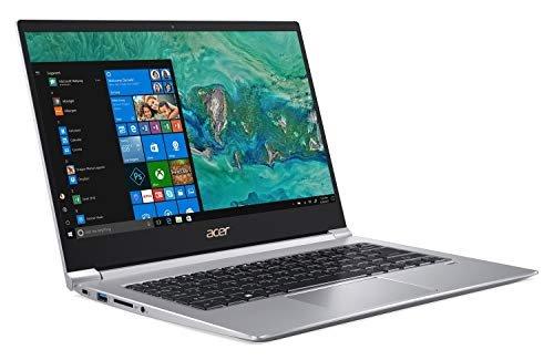 Acer Swift 3 SF314-55G-78U1 Laptop, 8th Gen Intel Core i7-8565U, NVIDIA GeForce MX150, 14″ Full HD, 8GB DDR4, 256GB PCIe SSD, Gigabit WiFi, Back-lit Keyboard, Windows 10