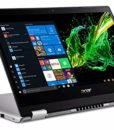 Acer Spin 3 Convertible Laptop, 14″ Full HD IPS Touch, 8th Gen Intel Core I5-8265U, 8GB DDR4, 256GB PCIe Nvme SSD, Rechargeable Active Stylus, Windows 10 Home, SP314-53N-53SH